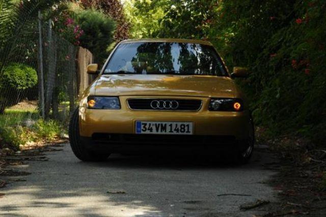 Audi A3 1998 AUDİ A3 1.6 Attraction
