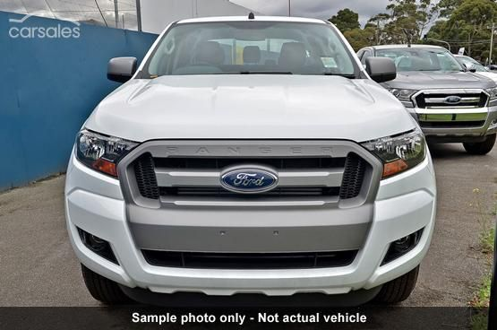2017 Ford Ranger Xls Px Mkii Manual 4x4 Double Cab 45 892 Ford Ranger Cars For Sale Used Cars