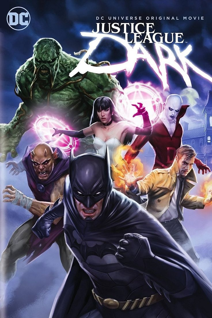025. 28/01/2017 Justice League Dark (2017)