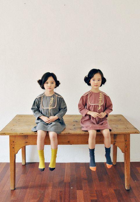 Yellow Factory Classic Dress (2C)