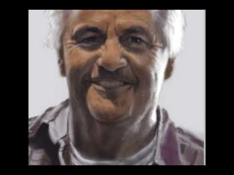 Portrait of John Irving
