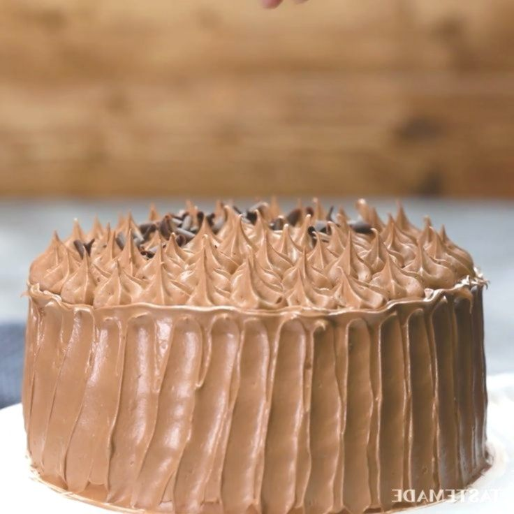 Sara Lee Inspired Chocolate Gateau Chocolate Gateau
