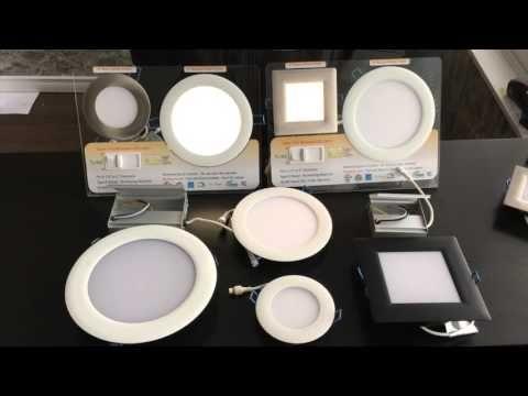 LED Recessed Lighting Manufacturer - Lotus LED Lights