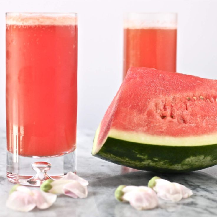 Here's how you make watermelon beer at home