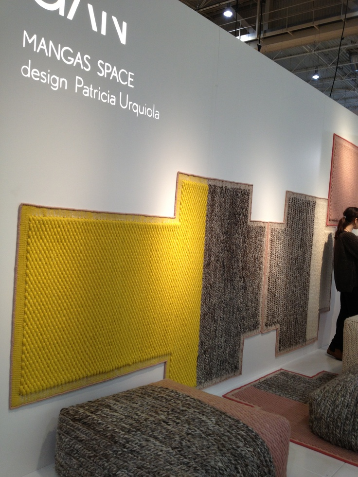 Mangas Space designed by Patricia Urquiola