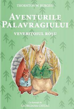 In Aventurile Palavragiului, autorul istorisește escapadele veverițoiului, care este cunoscut in intreaga Padure Verde ca un intrigant. Scapand ca prin urechile acului de nevastuica Umbra și de șoimul Coada Roșie, micul ins cu coada stufoasa este forțat sa paraseasca padurea pentru o casa noua, doar pentru a afla ca nestapanirea, neglijența, viclenia, inșelaciunea frica și neincrederea pot aduce o gramada de necazuri. El constata, in timp ce e ținut prizonier in cușca construita de