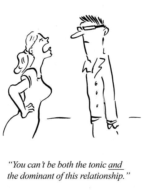 classical music humor | When Music Majors Marry