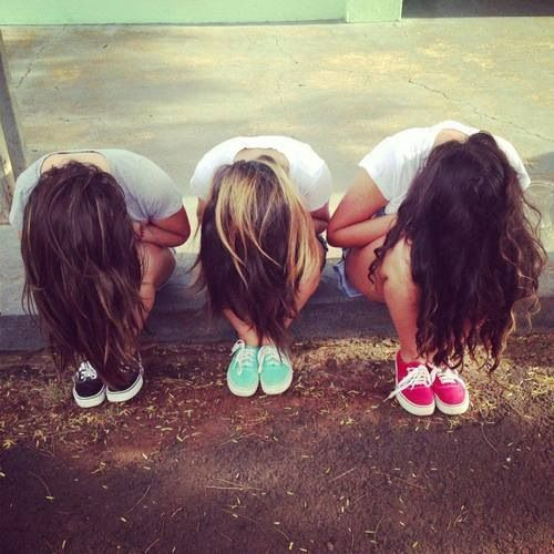 #vans#girl