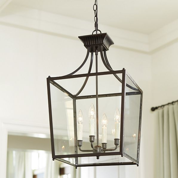 Sheffield 4-Light Chandelier | Ballard Designs