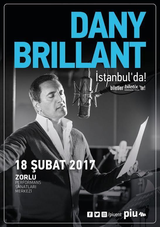 Dany Brillant'un Eşsiz İstanbul Konseri – FORM-Idea