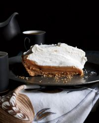Holiday Pies and Tarts From a salted caramel pie to a milk-chocolate