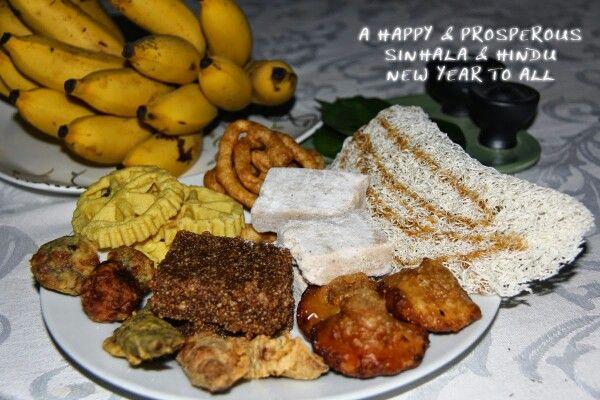 sri lanka happy new year