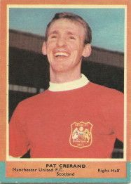 14. Pat Crerand  Manchester United