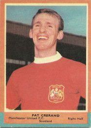 14. Pat Crerand  Manchester United
