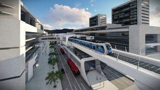 Pregopontocom Tudo: Em resposta a BRT lotado, Bogotá deve investir em Metrô elevado ...