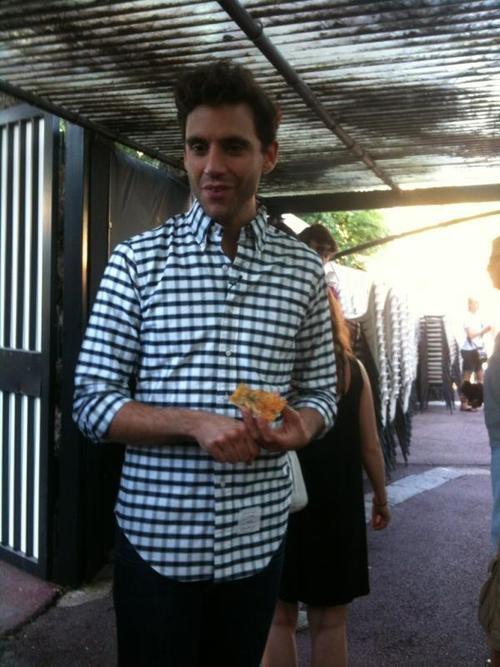 Mika Penniman at Crazy Week - Nice France July 17 2012
