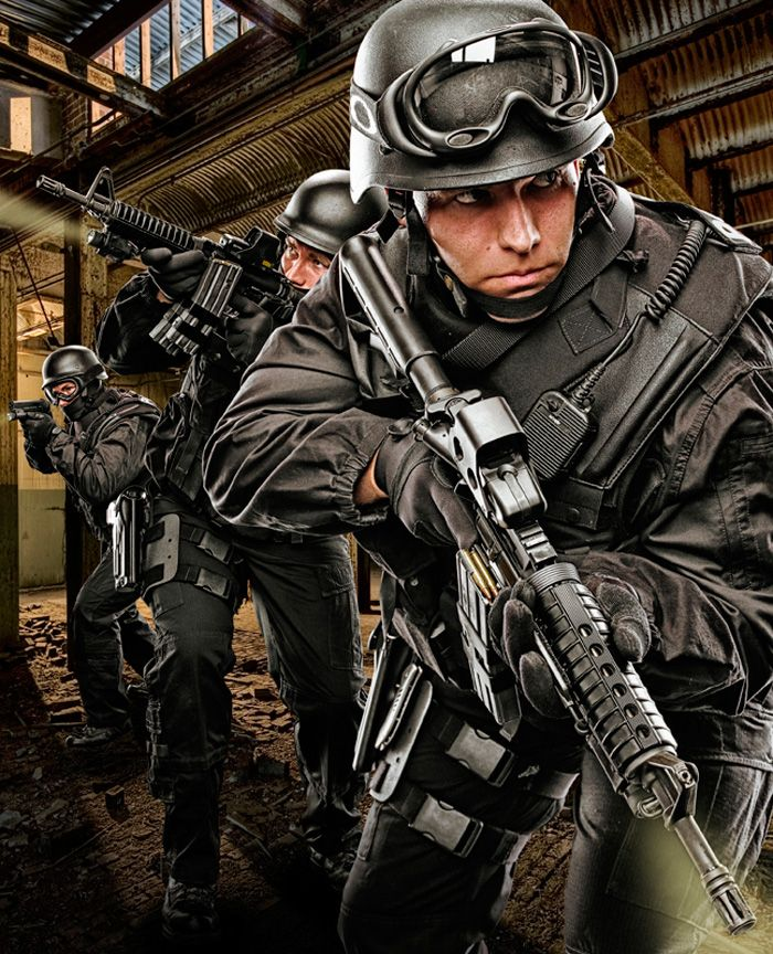 Special Weapons And Tactics  - Salute Our Veterans by Supporting the Businesses of www.VeteransDirectory.com and Hiring Veterans. Post Jobs at www.HireAVeteran.com