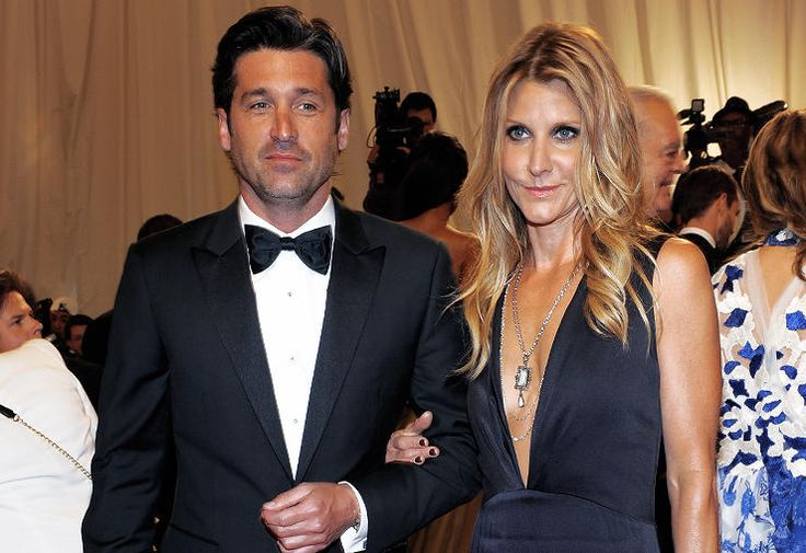 Grey's Anatomy Star Patrick Dempsey's Wife Files for Divorce