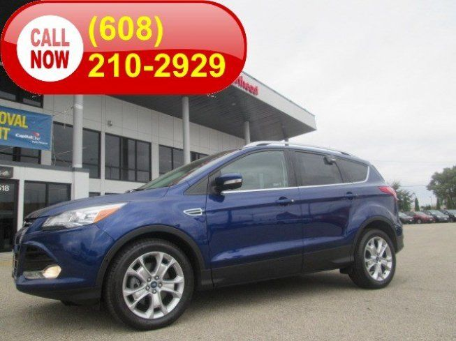 Used 2015 Ford Escape 4WD Titanium for sale in Madison, WI 53704: Sport Utility Details - 466670608 - Autotrader
