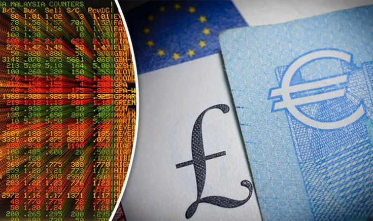 Pound to euro exchange rate: Sterling CLIMBS ahead of crucial Eurozone update