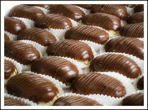 Receita de Bombas de Chocolate