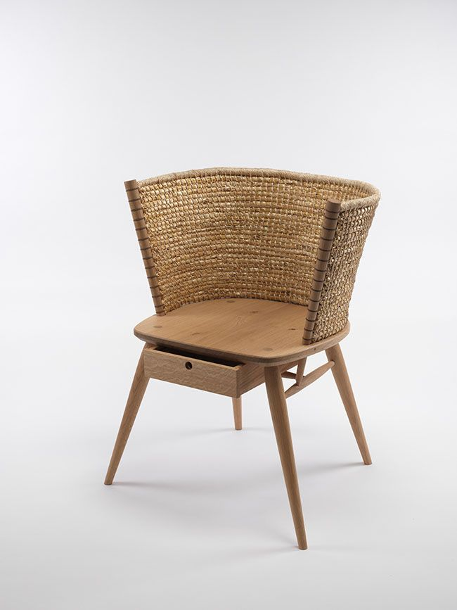 Contemporary Orkney Chair, by Gareth Neal and Kevin Gauld
