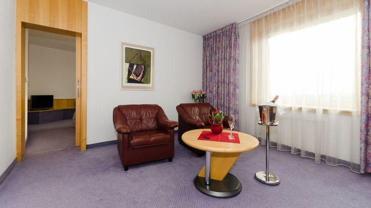 Apartmá obývací část