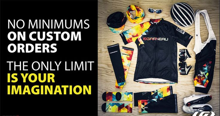 Custom Clothing - It's Easier Than You Think | Canadian Cyclist