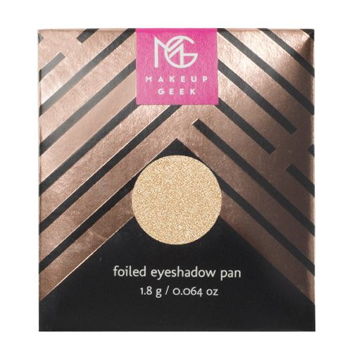 Makeup Geek Foiled Eyeshadow Pan Starry eyed