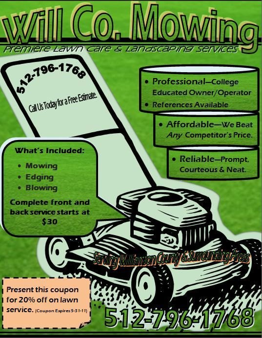 16 best lawn care flyers images on pinterest lawn care for Garden maintenance flyer template