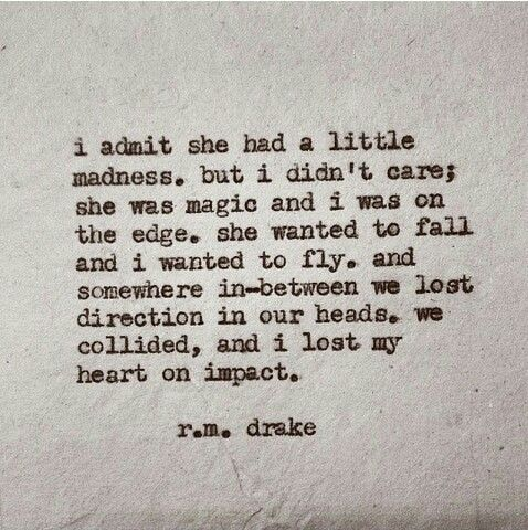 r.m. drake love quotes - Google Search
