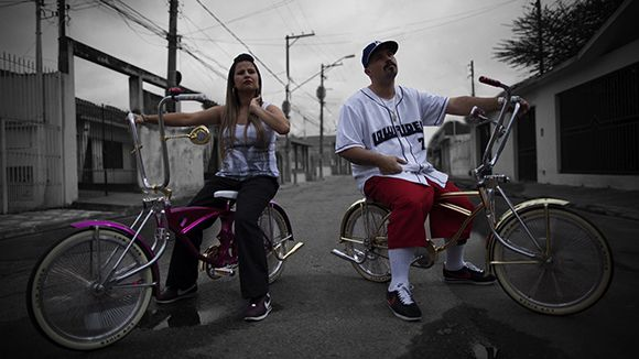 """The film """"South American Cho-Low"""" explores the phenomenon of cholos and Southern California custom culture exported over 6000 miles away to São Paulo, Brazil."""