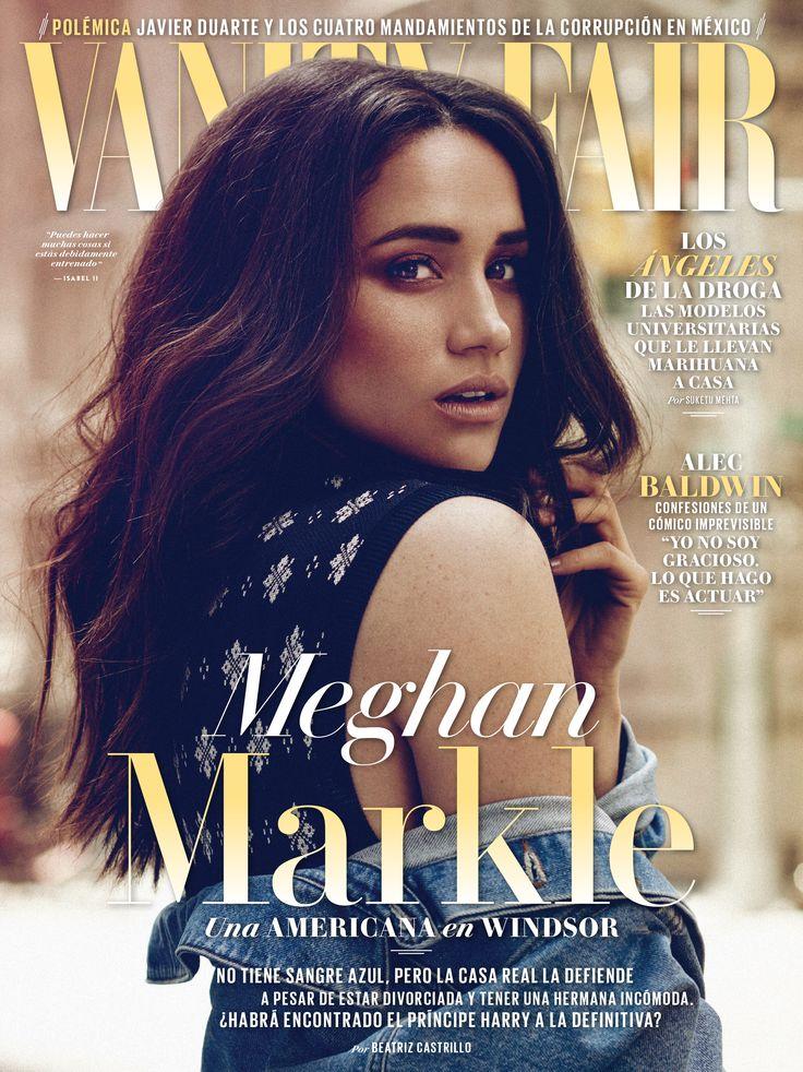 Conoce a #MeghanMarkle, la mujer que enamoró al Príncipe Harry y que protagoniza nuestra portada de junio.#ExclusivaVF. Todos los detalles en: http://www.vanityfair.mx/