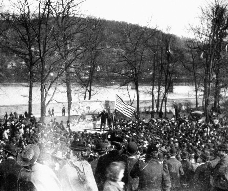 Legendary Protest: Coxey's Army Battled Income Inequality In the 1890s: Populist Political Leader Jacob S. Coxey Organized a March on Washington in 1894