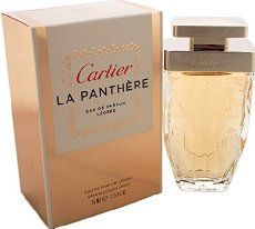 La Panthere Legere Cartier perfume - a new fragrance for women 2015
