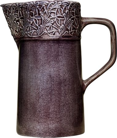 Mateus - Lace jug large, 120 CL / 40OZ | PLUM