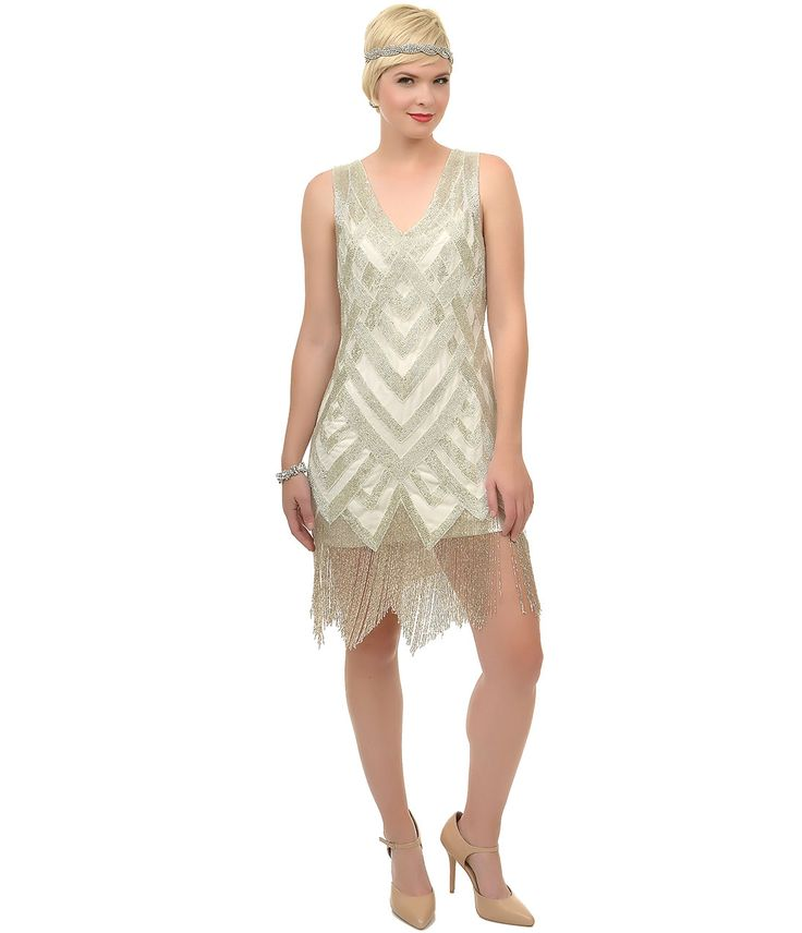 Cheap 1920s style dresses under 100