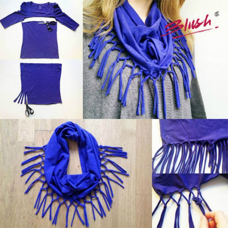 32 best do it yourself images on pinterest bricolage beauty tips re purpose old t shirt into scarf source praktic ideas on fb solutioingenieria Images