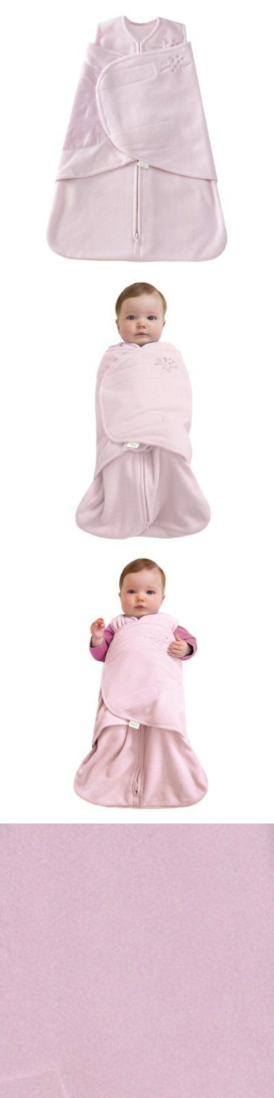 Sleeping Bags and Sleepsacks 100989: Halo Sleepsack Micro-Fleece Swaddle Soft Pink Small -> BUY IT NOW ONLY: $31.96 on eBay!