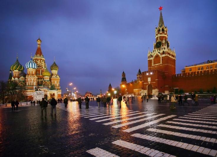 Moskou! De Russische hoofdstad is er een om te gaan ontdekken. #Moskou ...