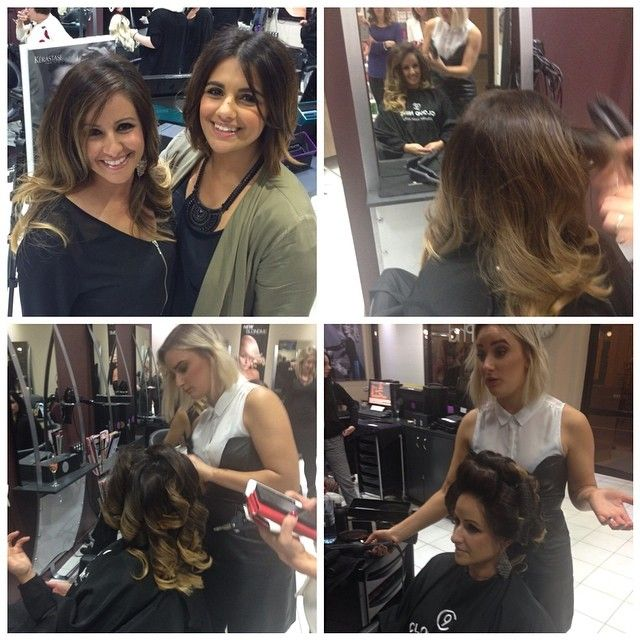 Amazing night at Hair by Phd! Cloud Nine Girls Night Out. Thankyou to Tenielle Robinson and Tina from Cloud Nine for such a wonderful evening!