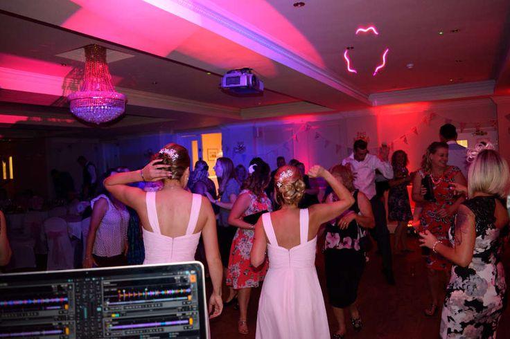 Beaulieu Hotel Wedding Party - DJ Martin Lake