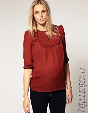 maternity: Maternity Clothes This, Cute Tops, Color, Baby Bump, Maternity Style, Maternity Chic, Bibs, Asos Maternity