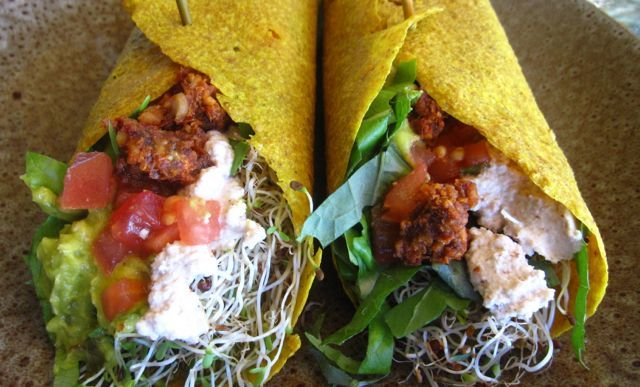 Raw Mexican Fiesta    thinking of trying to incorporate more vegan/raw food…,