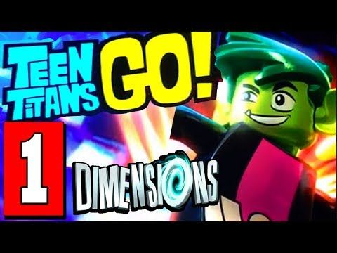 http://minecraftstream.com/minecraft-gameplay/lego-dimensions-teen-titans-go-walkthrough-part-1-gameplay-free-roam-lets-play-demo/ - LEGO Dimensions: TEEN TITANS Go Walkthrough Part 1 Gameplay & Free Roam Lets Play Demo  LEGO Dimensions Teen Titans Gameplay Part 1, A 16 Minute Walkthrough & FREE ROAM Open World Gameplay Demo, Lets Play PS4 XBX 1. LEGO Dimensions Teen Titans level pack freeroam and characters Showcase. teen titans go adventure world LEGO Dimensions Teen