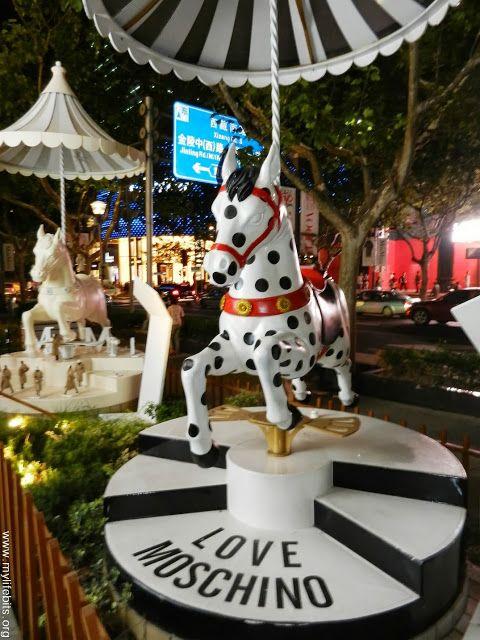 """曾喬治 的生活精華 My Life Bits : LV大厦""""上海尚嘉中心、上海k11藝術購物中心"""