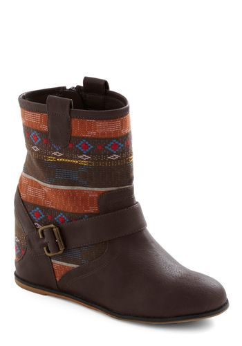 Head to Your Taos Boot, #ModCloth