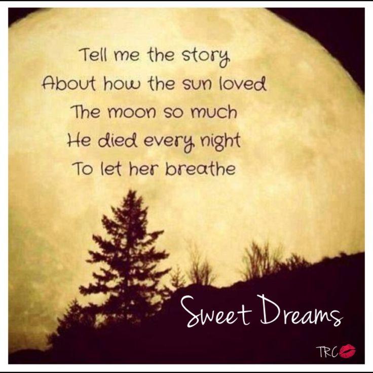 sweet dreams sleep tight goodnight sweet dreams
