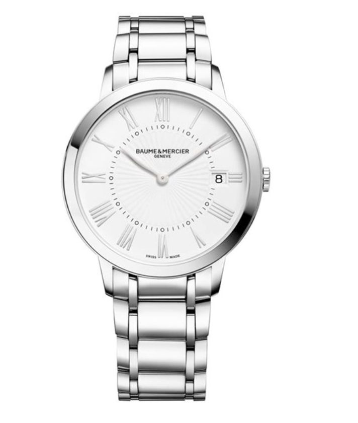 Model:Classima Lady Quartz Ref. M0A10261 Movement:Quartz Gender:Female Complications:Date, Minute Hand, Hour Hand Shape:Round Case Material:Stainless Steel Dail colour:White Engraved Size:36.50 mm Material:Stainless Steel Price:€ 1 800 @colmanwatches