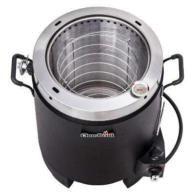 Outdoor Cooker And Fryer Char-broil Black